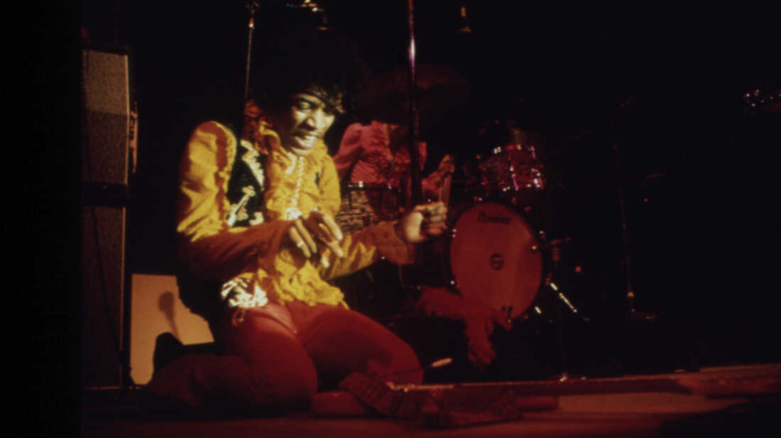 A Look Back At Monterey Pop, 50 Years Later