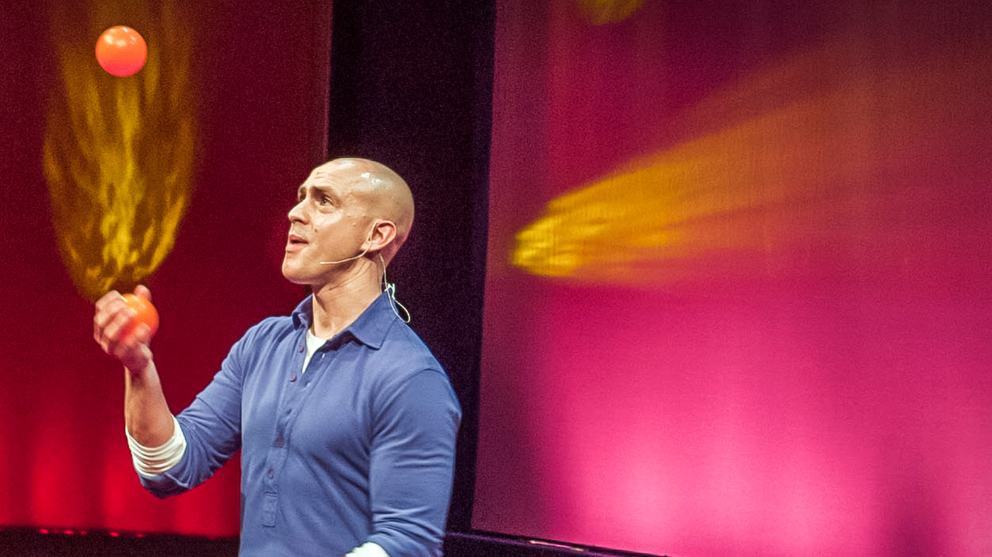 Andy Puddicombe: Why Should We Meditate?