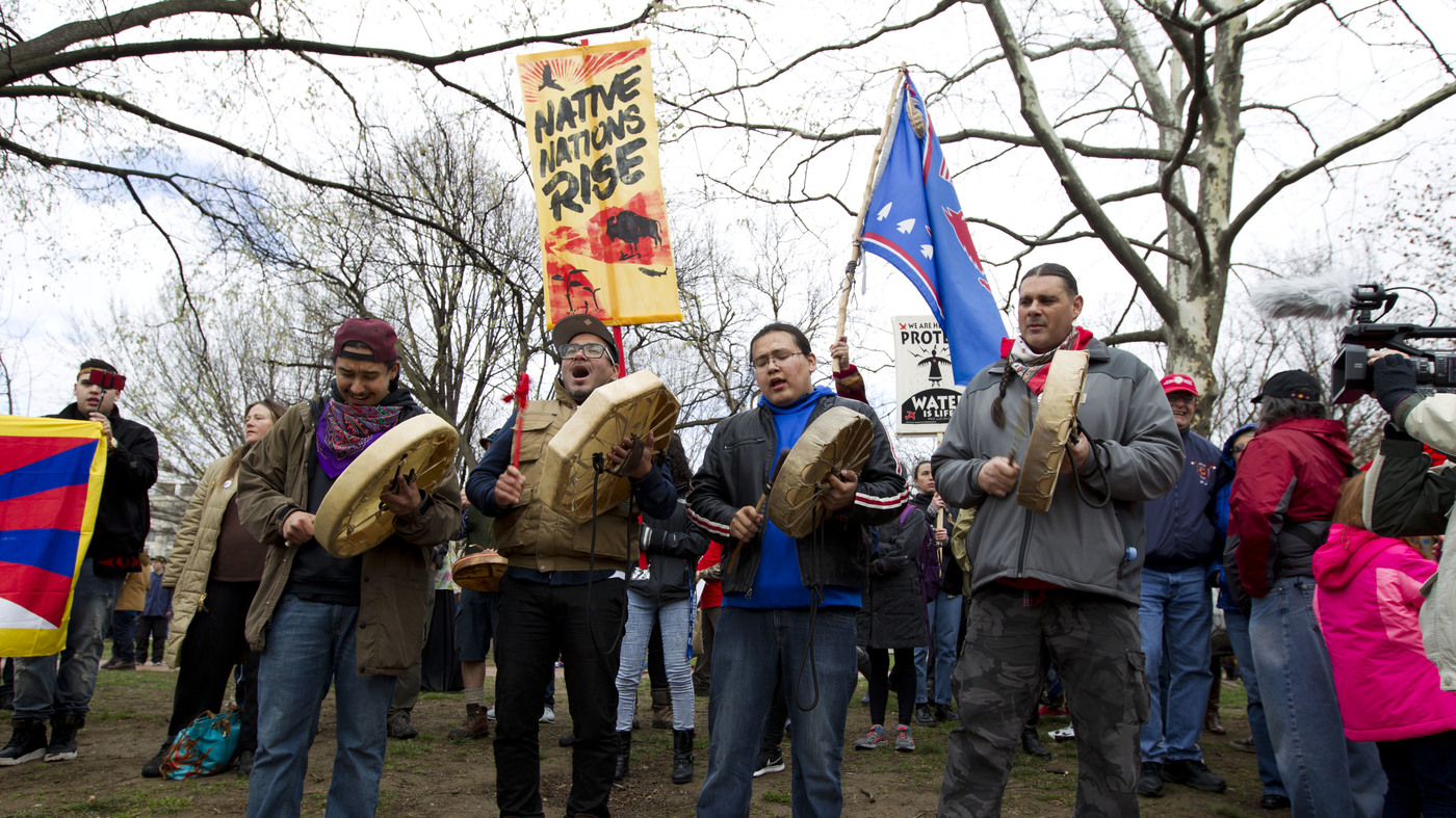 Judge Delivers Blow To Trump Administration In Dakota Access Fight