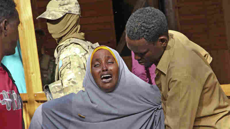 Restaurant Siege In Somalia Ends With At Least 31 People Killed