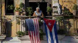 Trump Adopts Harder Line On Cuba