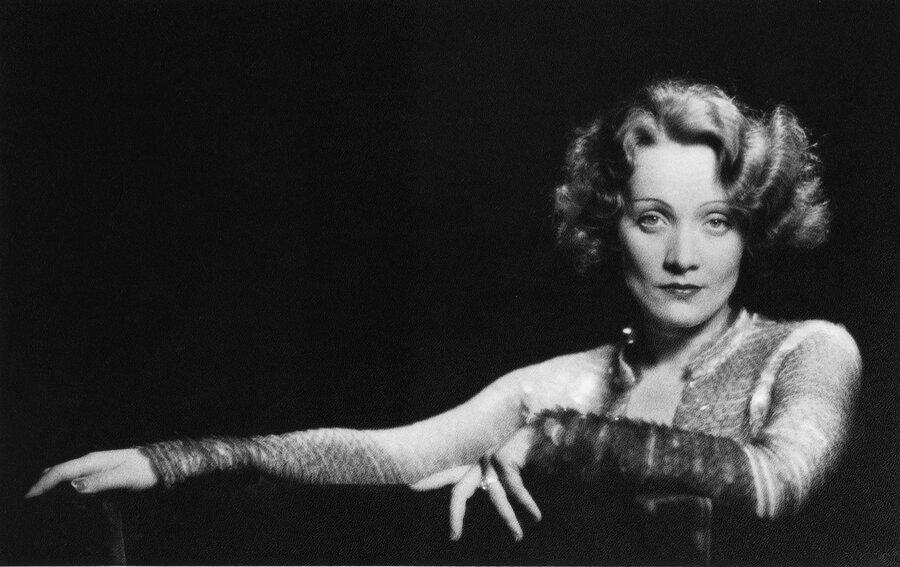 Resultado de imagen para Marlene Dietrich