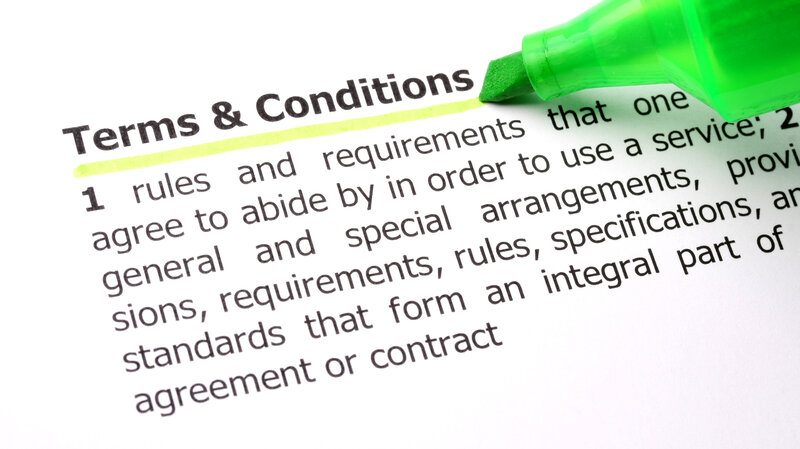 Terms Of Use >> Do You Read Terms Of Service Contracts Not Many Do Research Shows