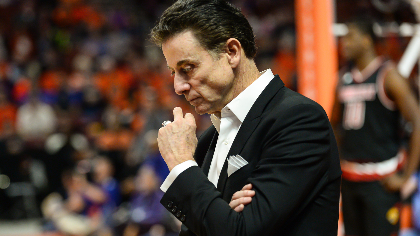 NCAA Faults Louisville Basketball Program For Ethics And Oversight In Sex Scandal