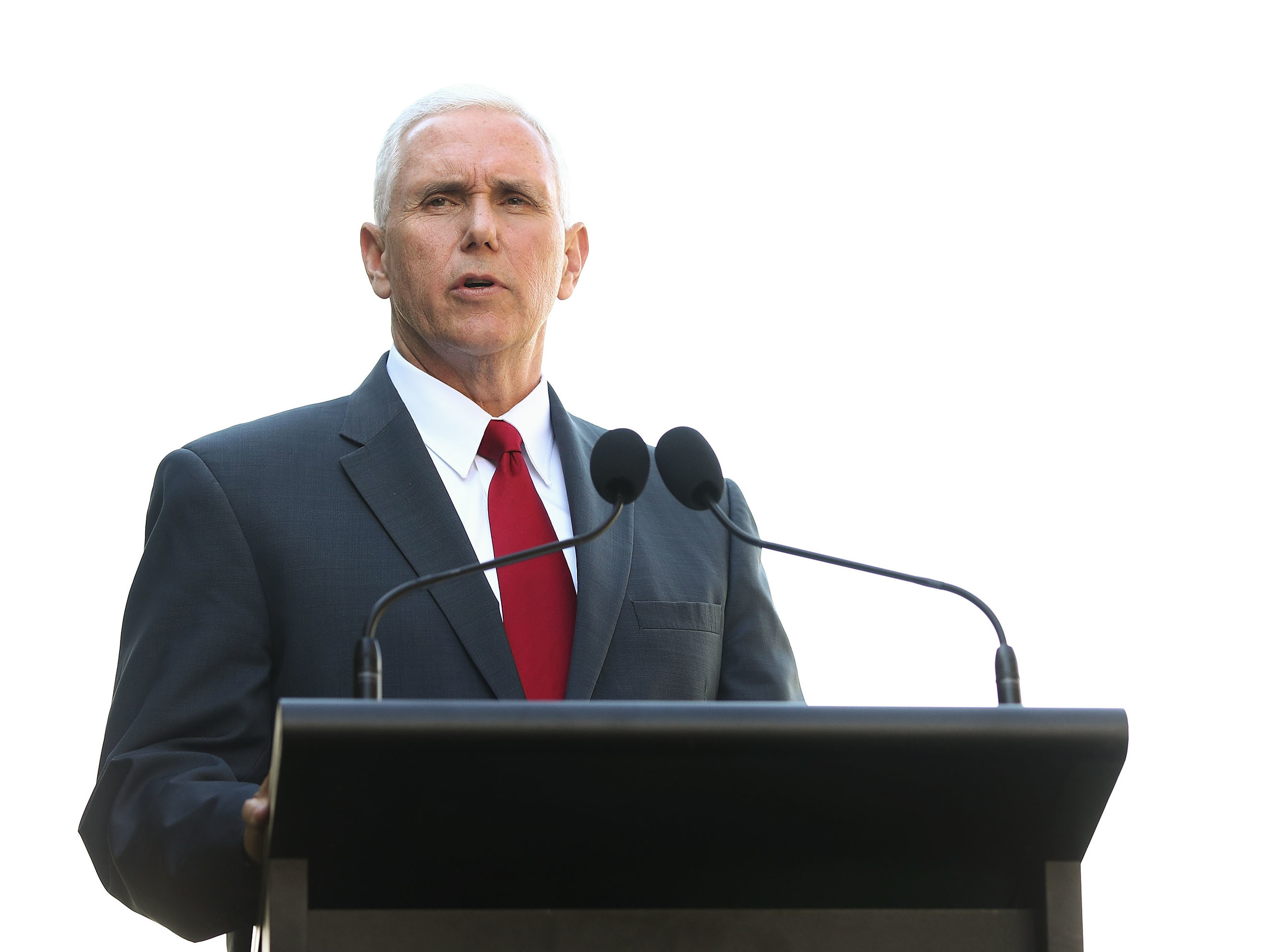 Pence hires outside legal counsel
