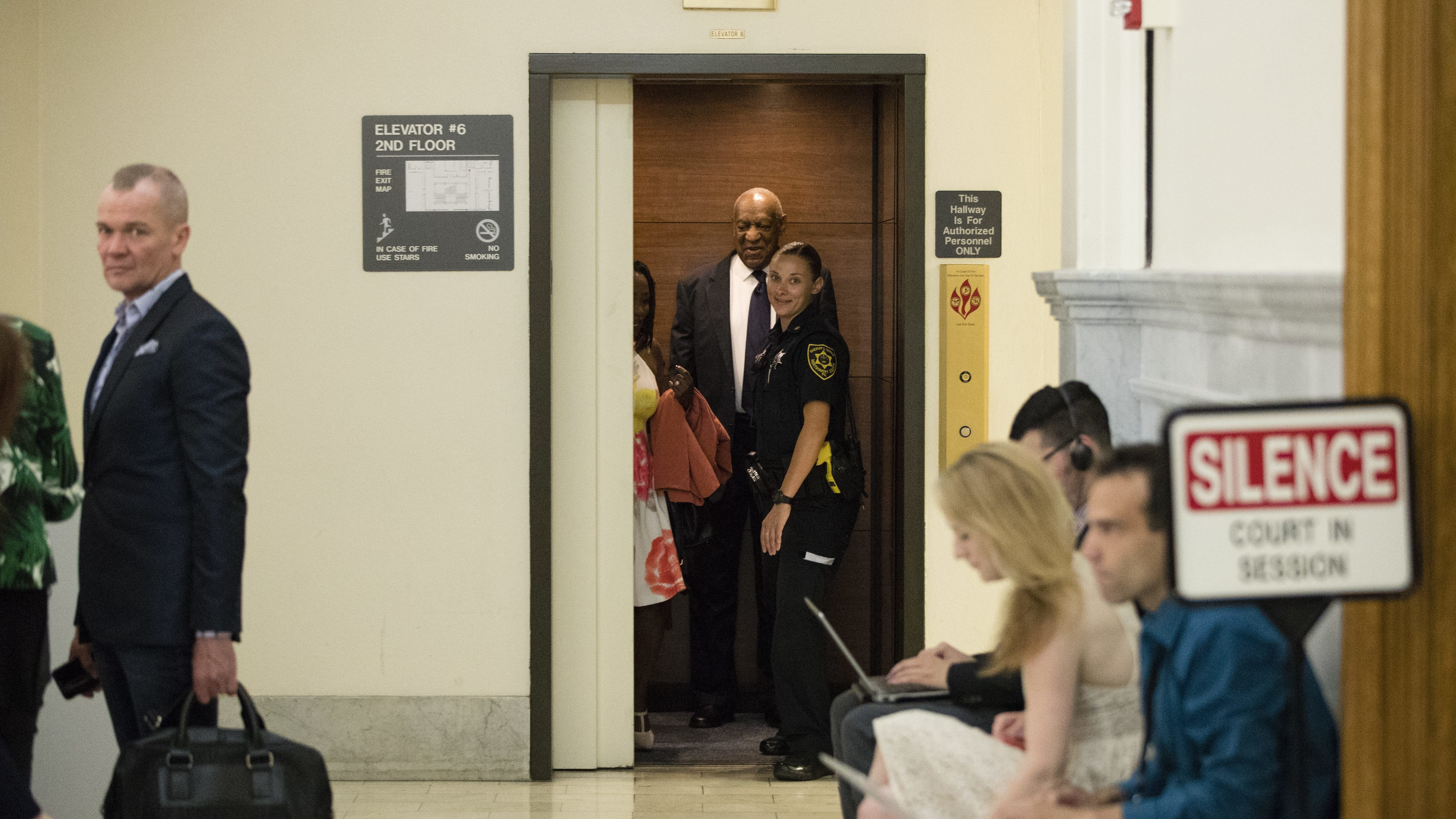 Deadlocked Bill Cosby jury instructed to resume deliberations Friday