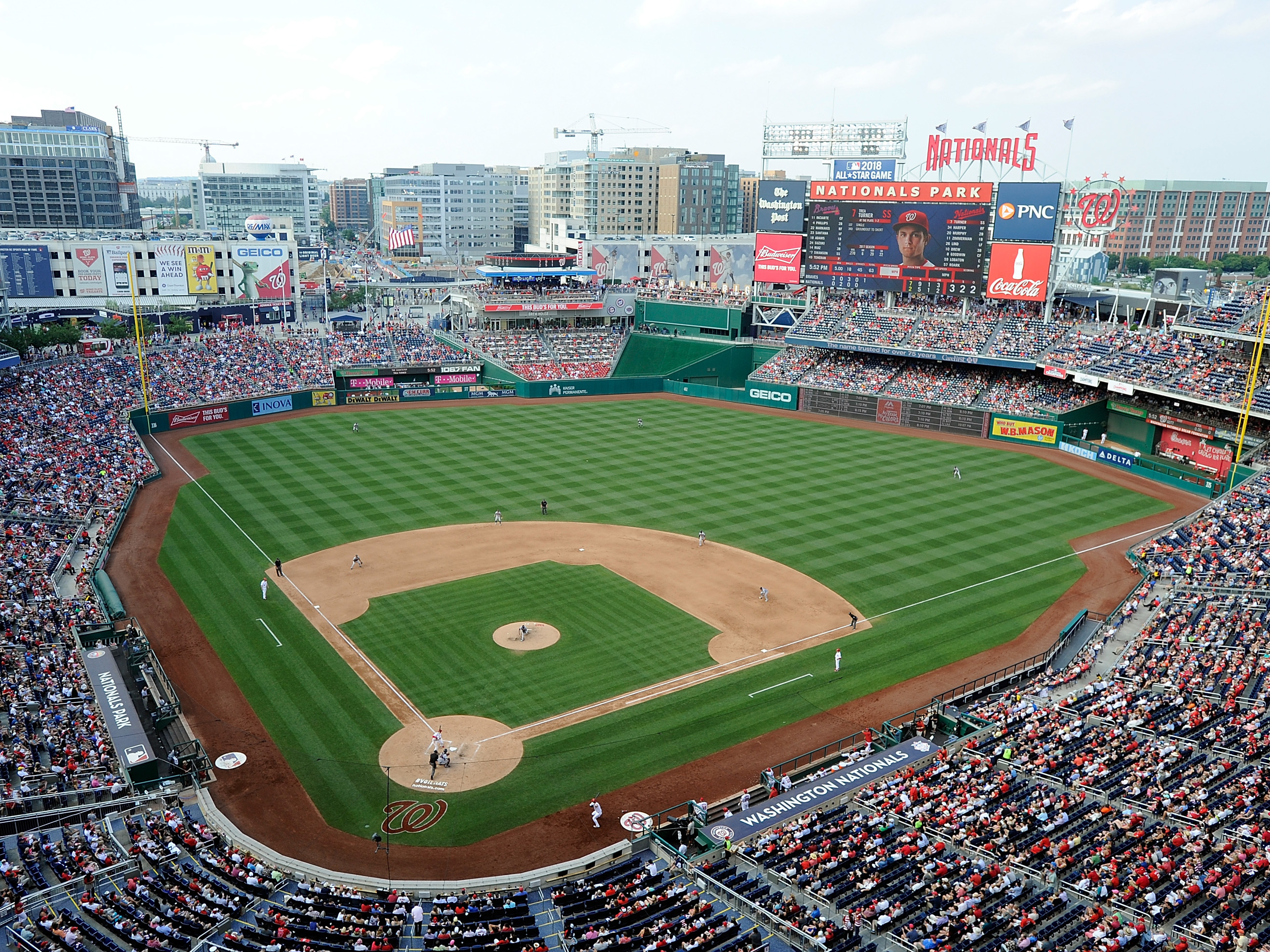 Congressional Baseball-related donations exceed $1 million