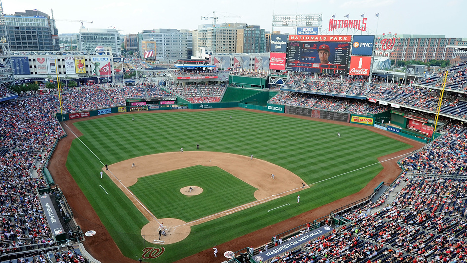 The Congressional Baseball Game is to be played at Nationals Park on Thursday night, just a day after Rep. Steve Scalise was critically injured in a shooting during practice in Virginia. (Greg Fiume/Getty Images)