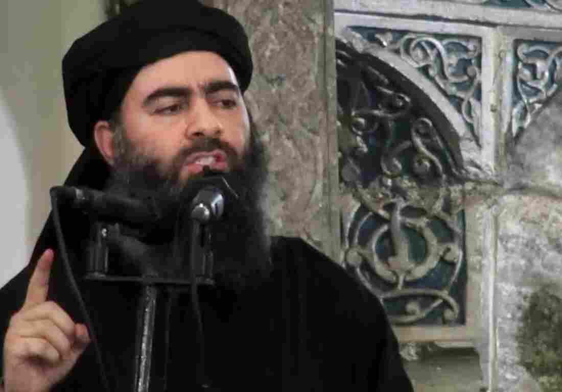 Russia Says It's Not '100 Percent' Sure Its Airstrike Killed ISIS Leader Al-Baghdadi