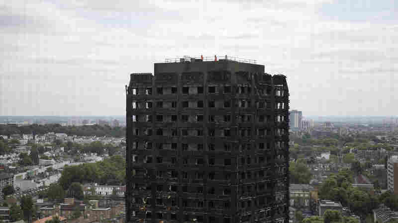 London Police Raise Death Toll In Tower Fire To 30