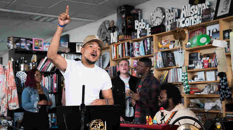 Chance The Rapper: Tiny Desk Concert