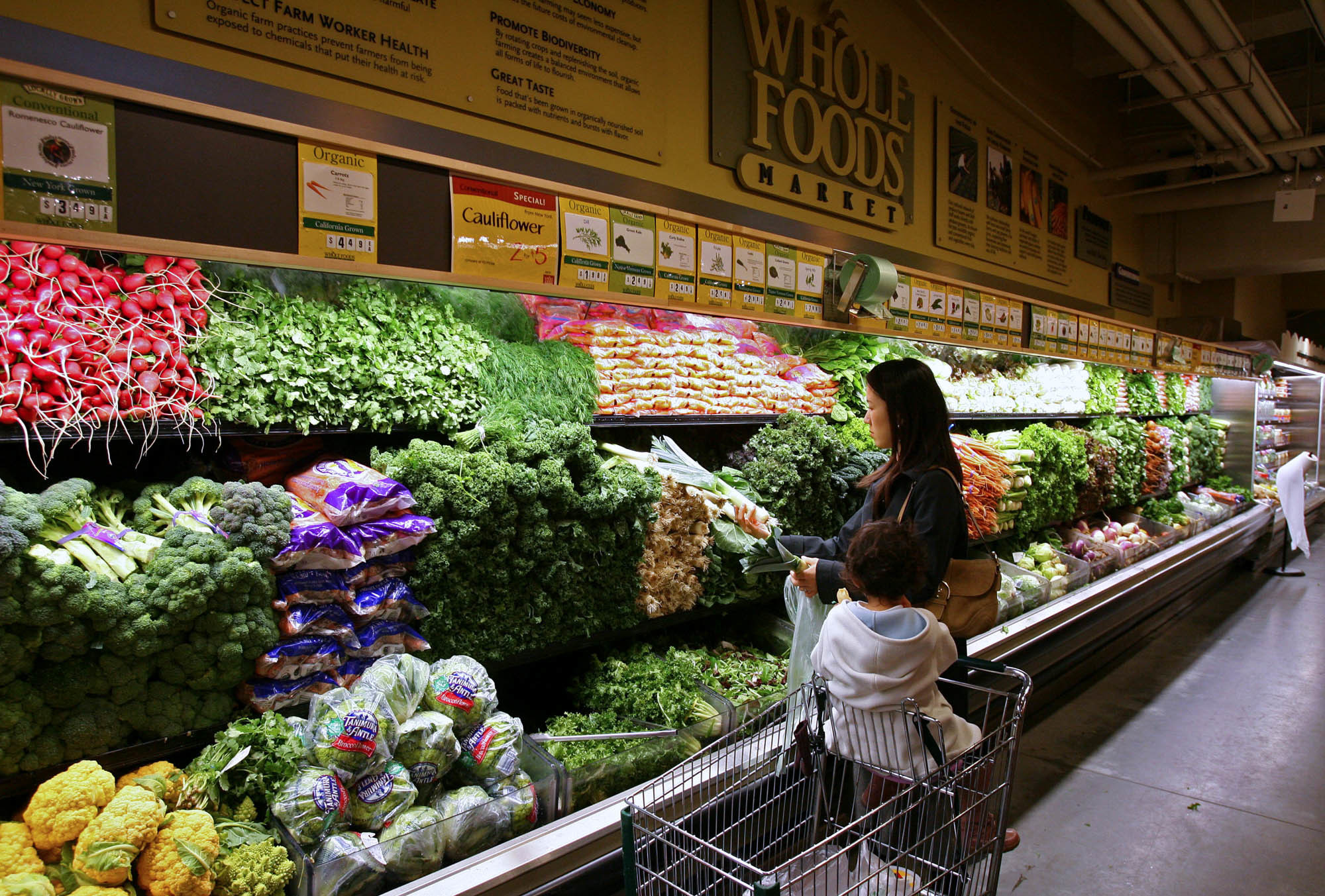 Amazon stumps up nearly  $US14B for Whole Foods Market