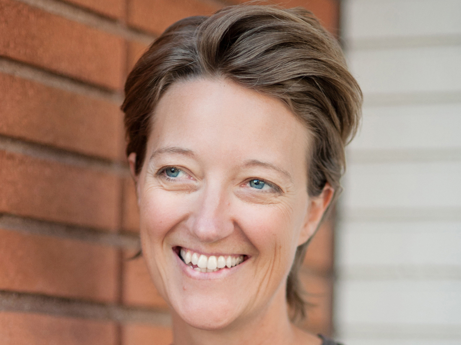 Jennifer Howd, author of <em>Sit, Walk, Don't Talk.</em>