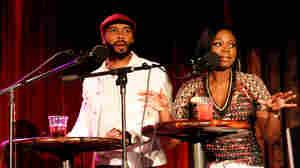 Naturi Naughton And Omari Hardwick: Power Puzzlers