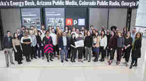 NPR Funds Two Pilots From 2017 Story Lab Workshop