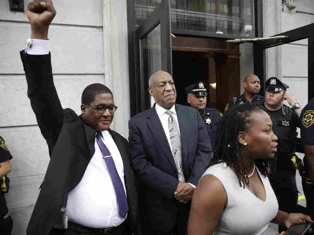 DA Will Seek Retrial In Cosby Case
