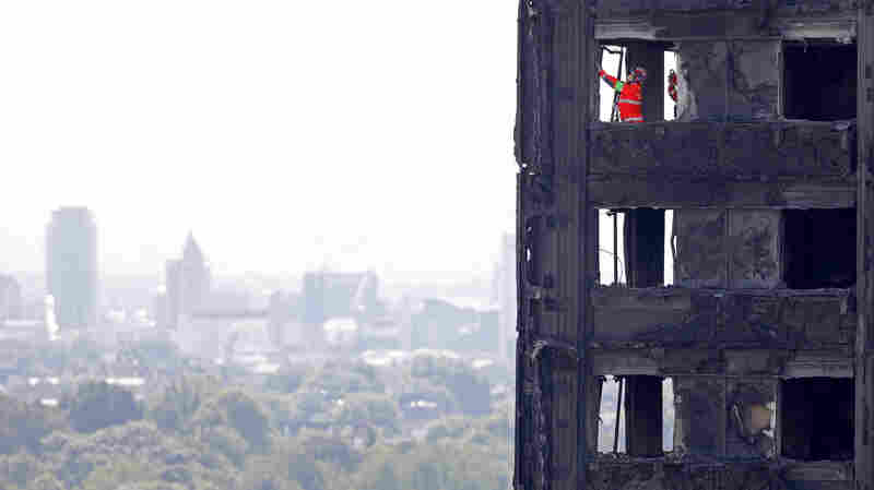58 People 'Are Missing,' Presumed Dead After London Tower Blaze