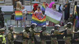 Organizer Says Pride Parade In Kiev More Of A 'Celebration' This Year