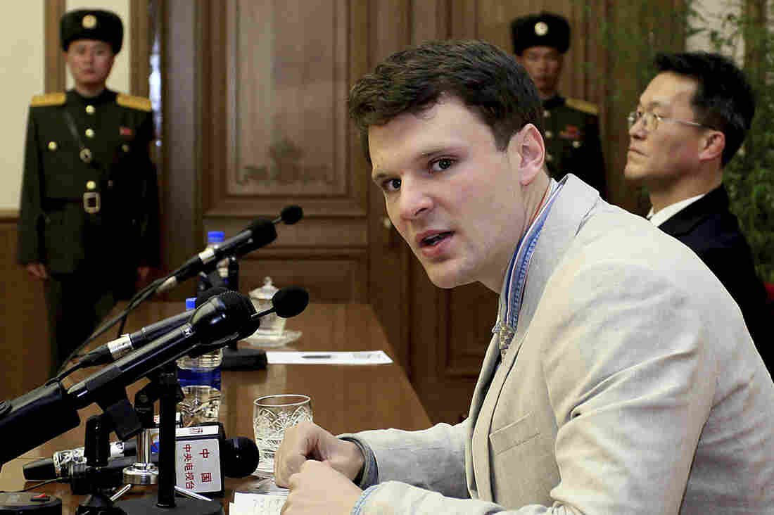 Family Says Otto Warmbier, American Released By North Korea, Has Died