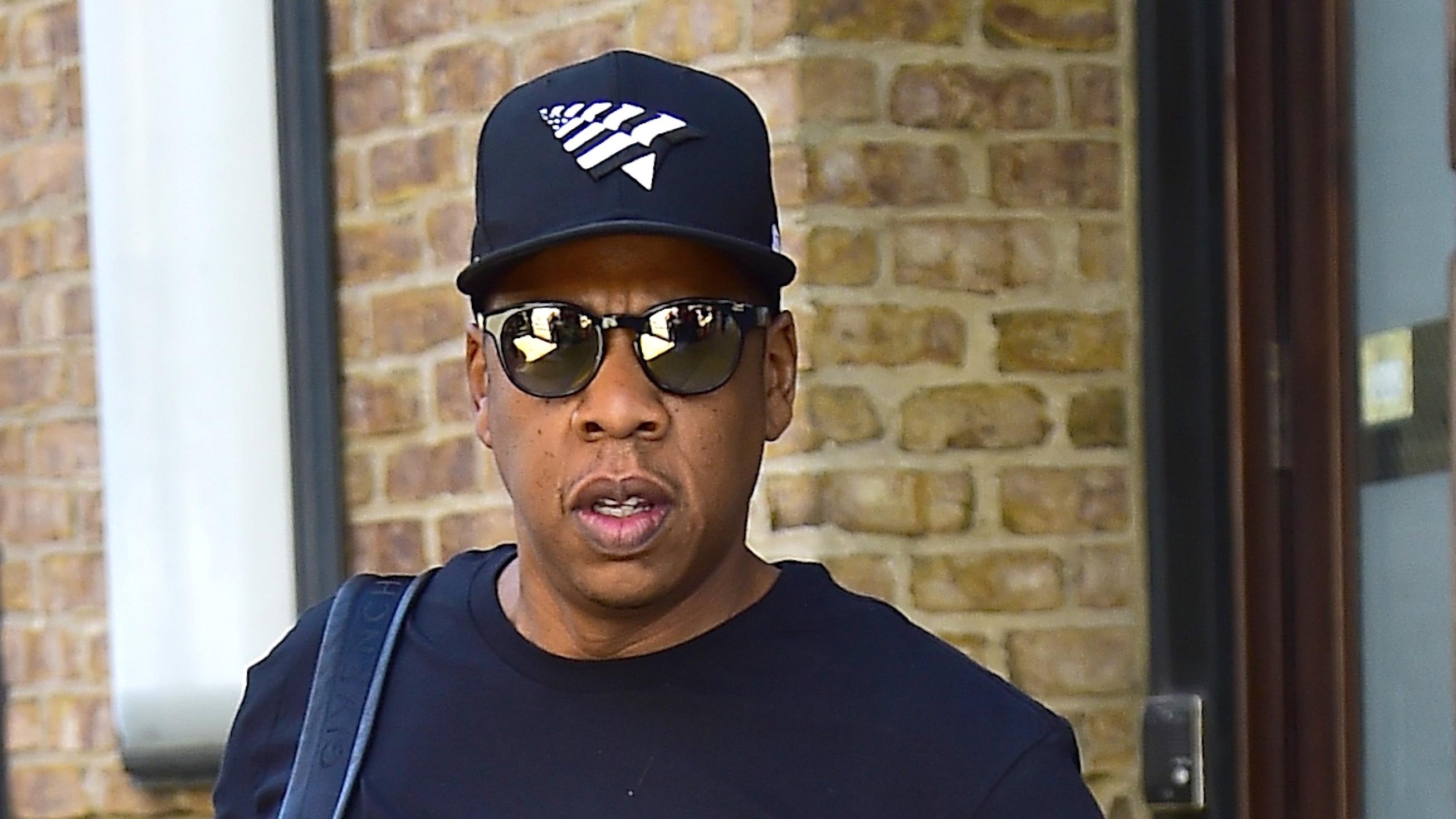 Jay Z Announces New Album, '4:44'