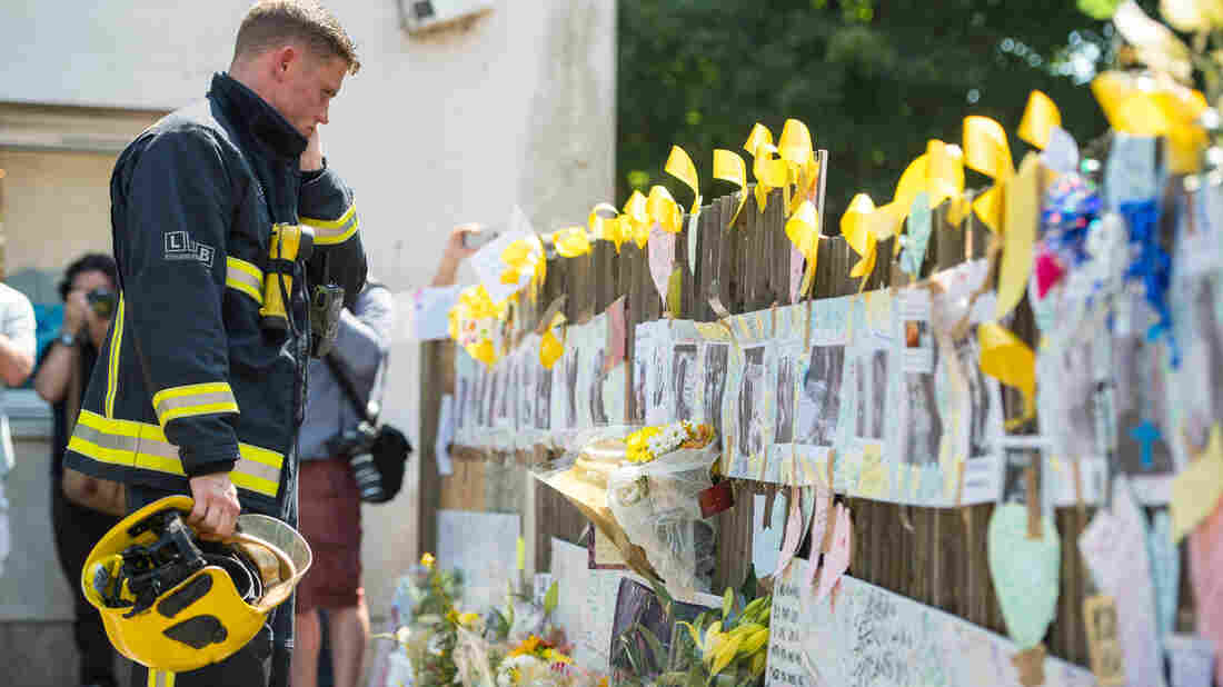 79 People Are Believed Dead In London's Grenfell Tower Apartment Fire