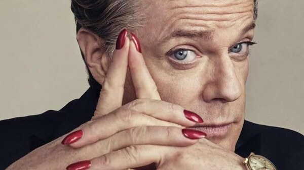 Eddie Izzard: Coming Out Gave Me The Confidence For Everything Else