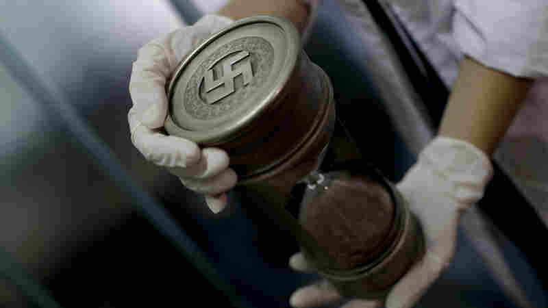 PHOTOS: Trove Of Nazi Artifacts Uncovered In Argentina