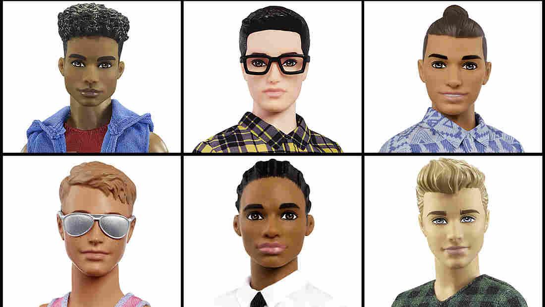 Mattel Introduces New Diverse Ken Dolls; Hopes To Reverse Sales Slump