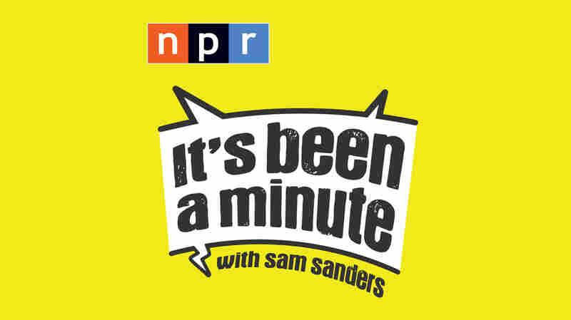 NPR Debuts 'It's Been a Minute with Sam Sanders'