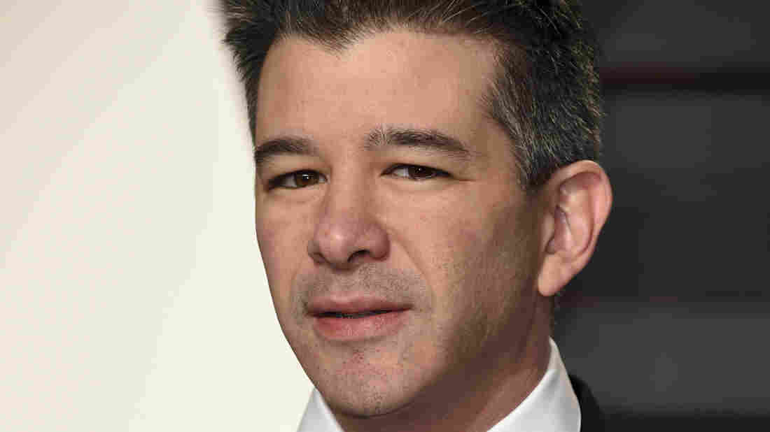 Uber CEO Resigns at Board's Urging