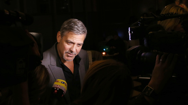 Diageo Buys George Clooney's Tequila Company For Up To $1 Billion