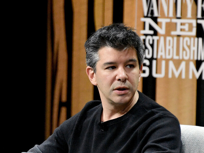 after ceo resignation is uber kalanick less or kalanick free all