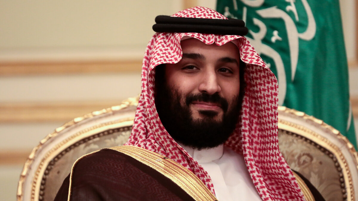 New Heir to Saudi throne named