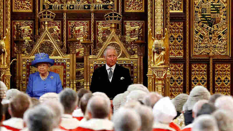 A Somber Queen's Speech Unveils A Brexit-Centric Agenda In The U.K.