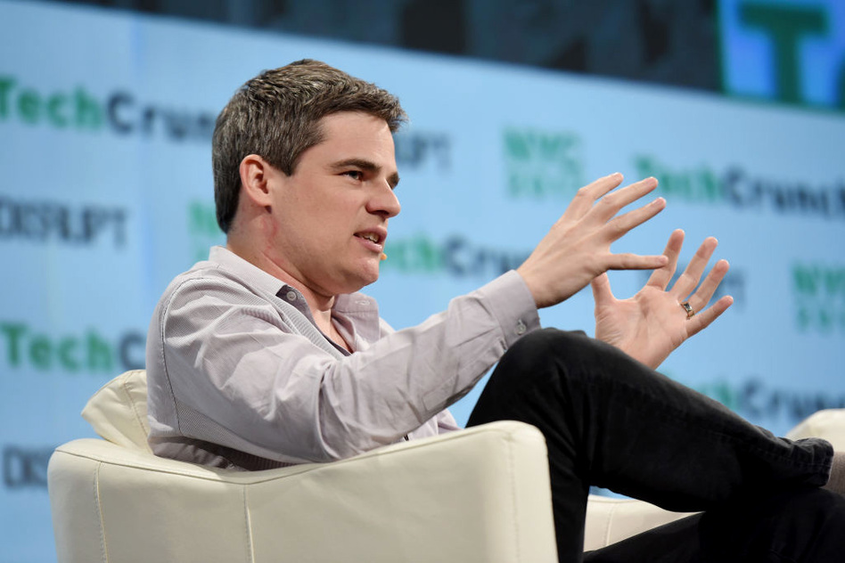 Mario Schlosser, CEO of the startup Oscar Health, says he's optimistic that Congress will come up with a humane health care bill. (Noam Galai/Getty Images)