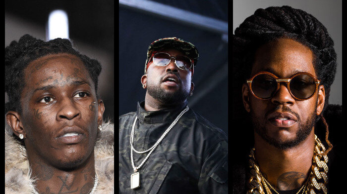 Young Thug, Big Boi And 2 Chainz Channel Atlanta's History