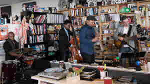 Ravi Coltrane Quartet: Tiny Desk Concert