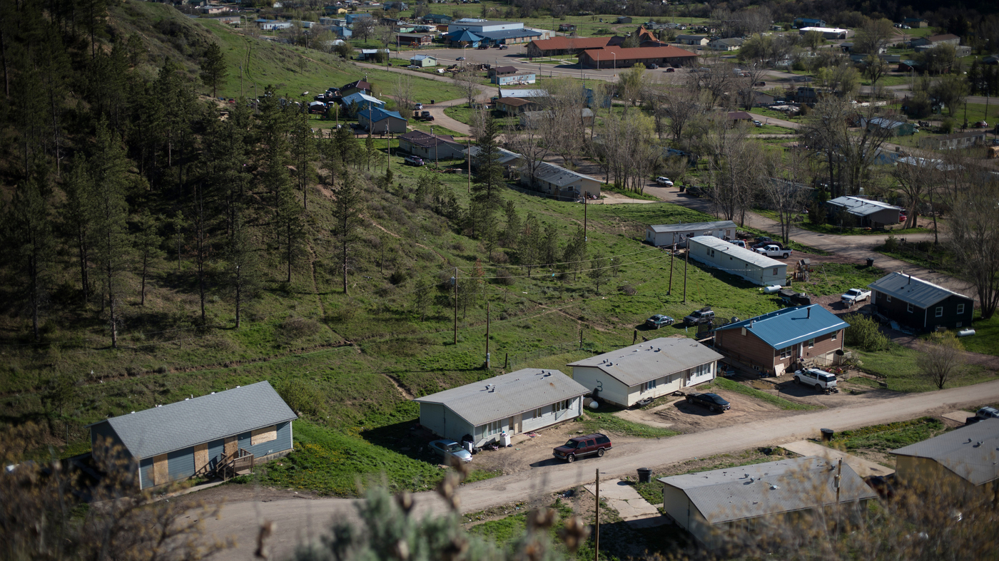People Of Coal Rich Northern Cheyenne Torn Between Jobs And Sacred Culture Npr