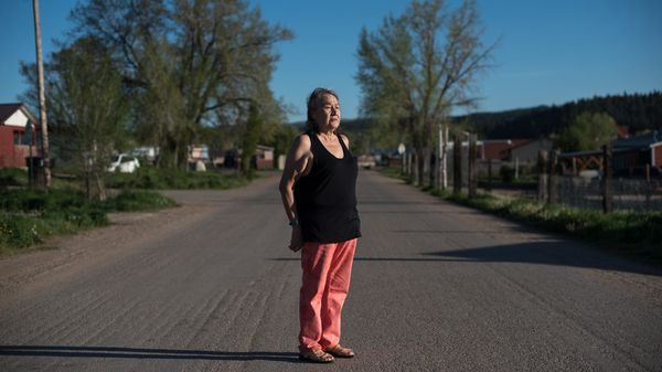"Diana McLean says coal would be good for the North Cheyenne Tribe. ""We"