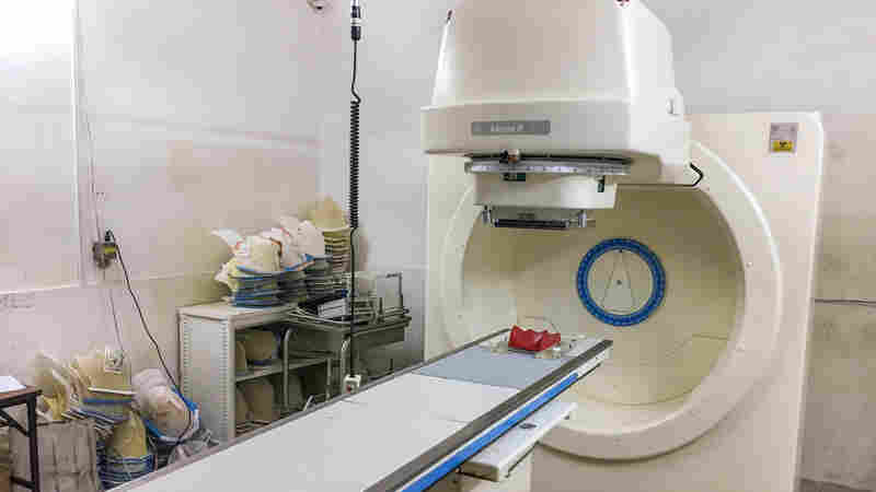 Facing Cancer Is Even Tougher If The Only Radiation Machine Is Broken