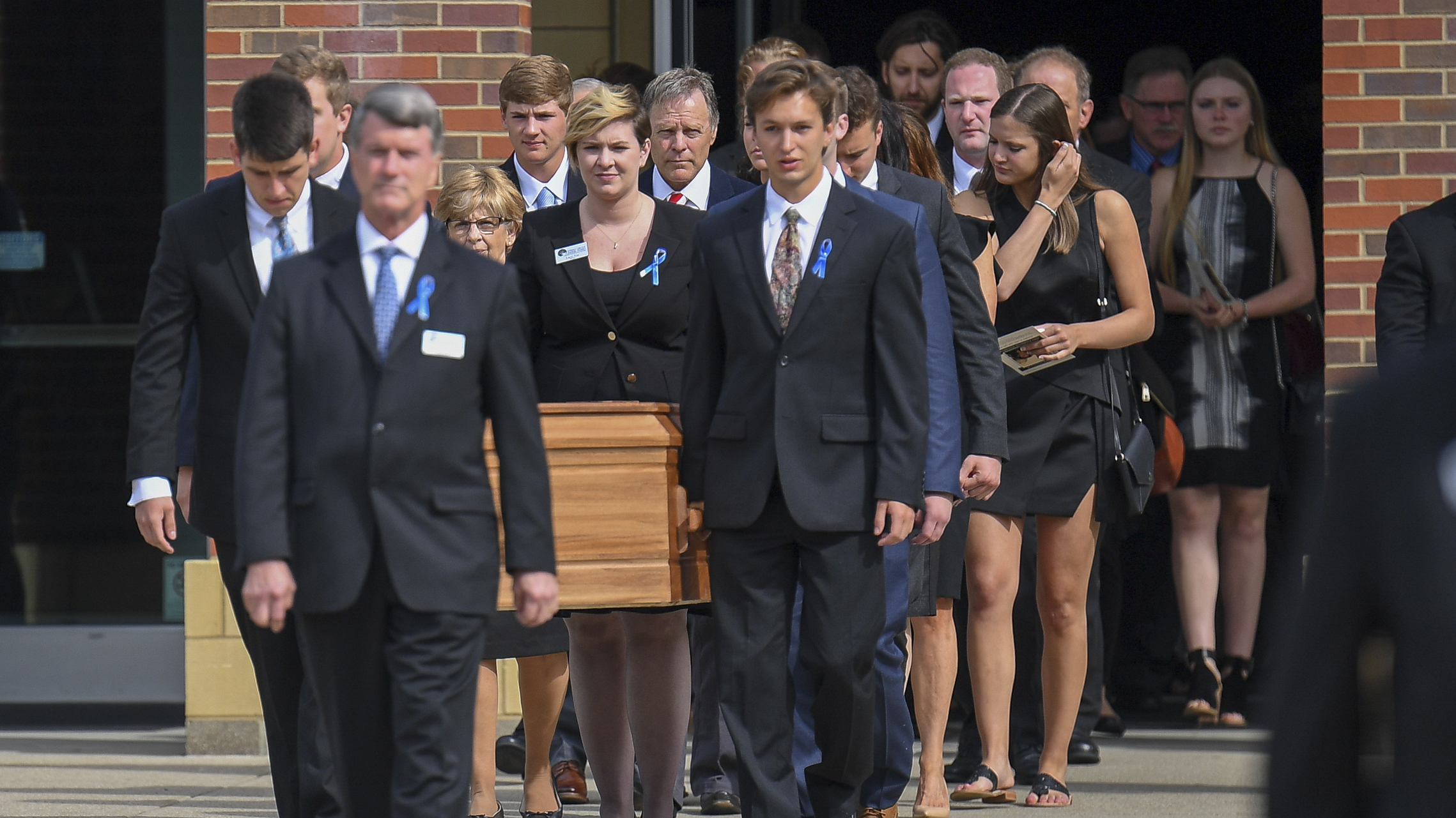 Funeral Held for Former N.Korean Prisoner Otto Warmbier