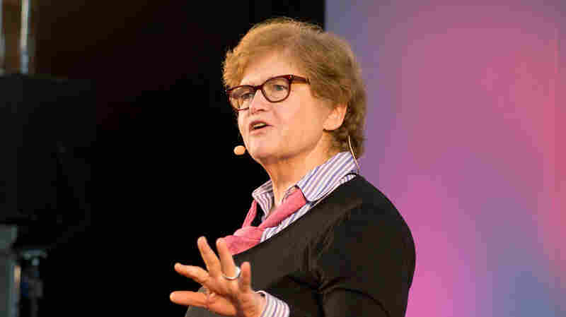 Deborah Lipstadt: How Do You Stand Up To A Holocaust Denier?
