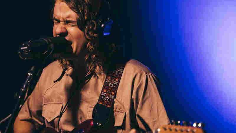Watch Kevin Morby Perform 'Crybaby' Live In The Studio