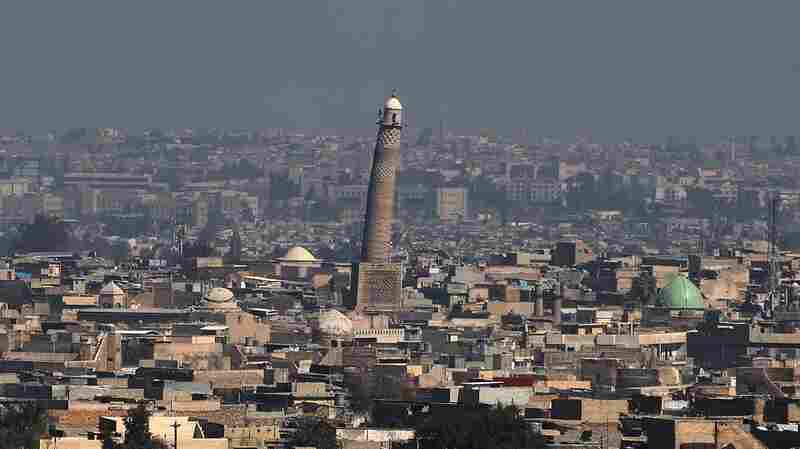ISIS Destroys Historic Mosque In Mosul As Iraqi Forces Close In