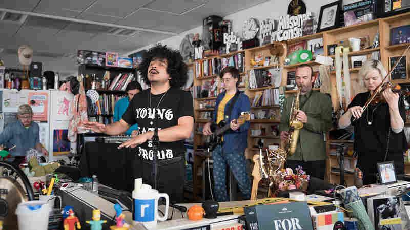 Helado Negro: Tiny Desk Concert