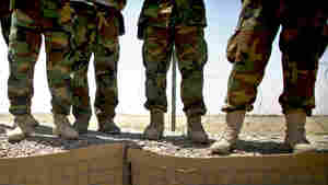 Botched Choice For Afghan Army Uniforms Wasted Tens Of Millions Of U.S. Dollars