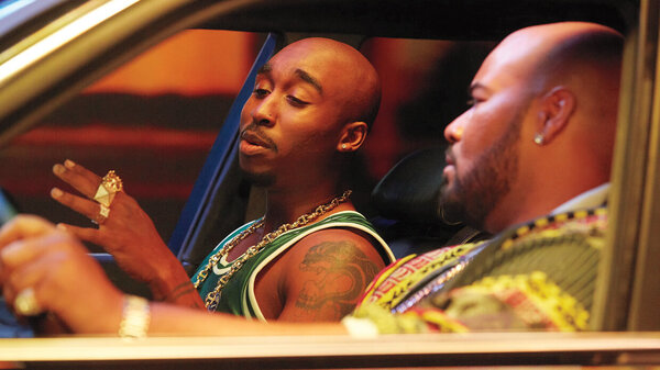 The Tupac biopic, All Eyez On Me, grossed $31 million in its opening weekend.