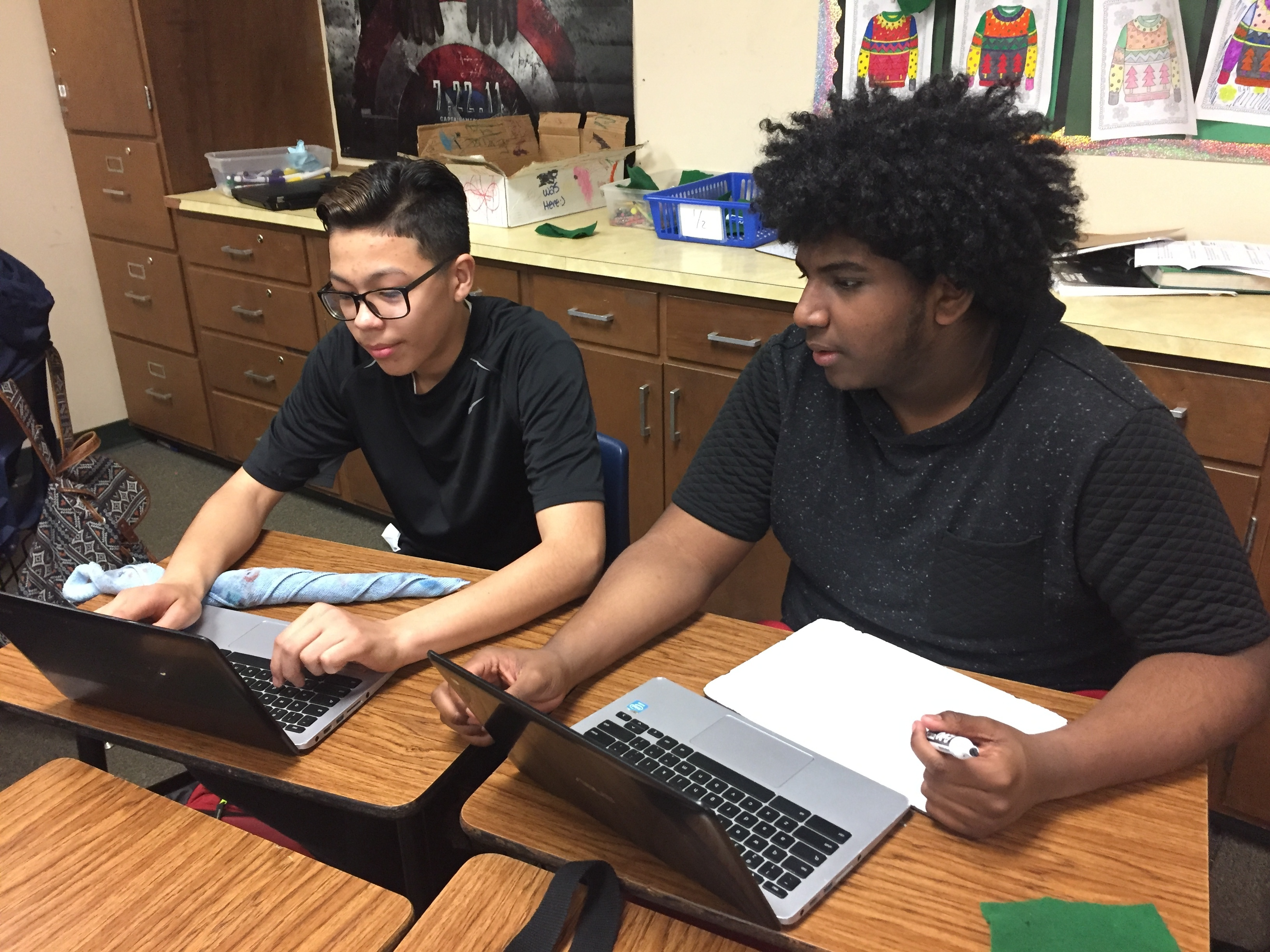 Schools Let Students Take Laptops Home In Hopes Of Curbing 'Summer Slide'