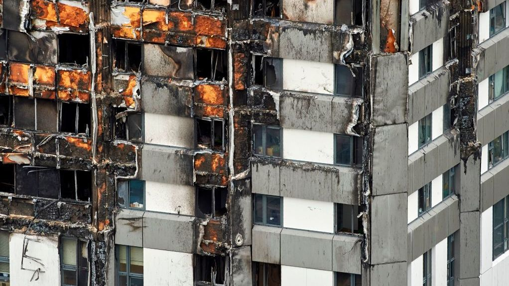 Cladding in 27 high-rise tower blocks in England fail fire tests