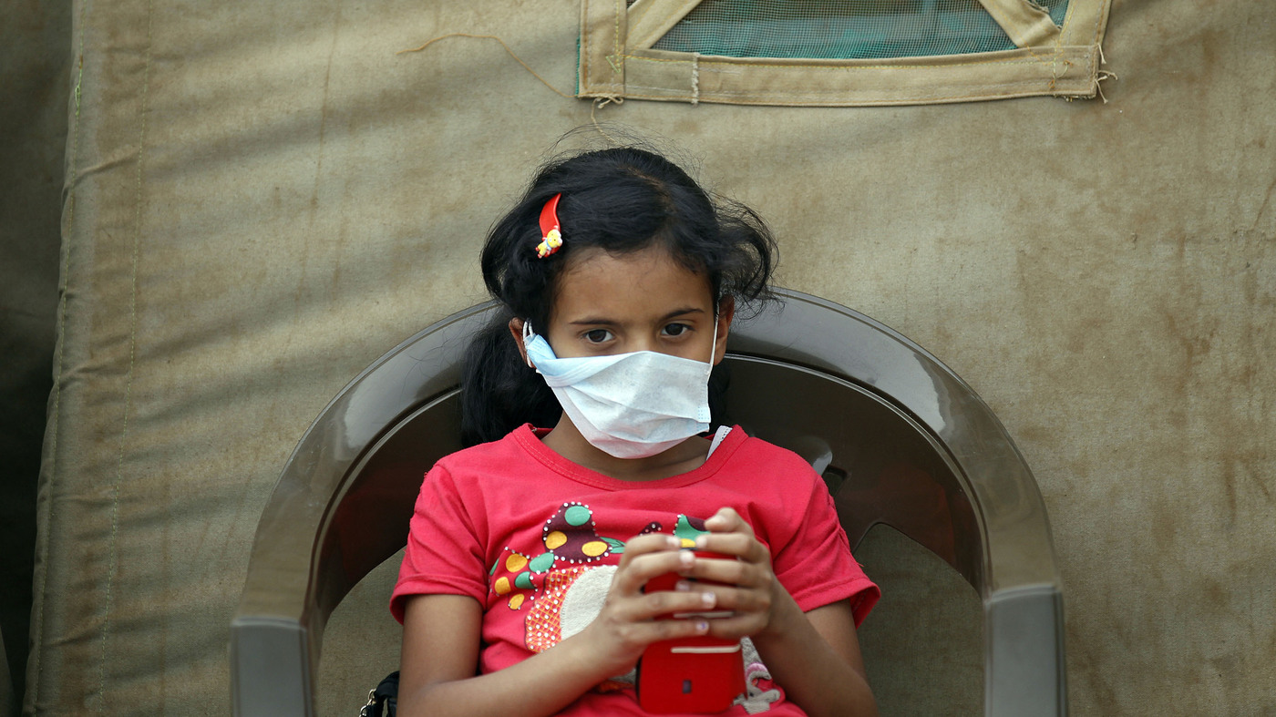 Yemen Now Faces 'The Worst Cholera Outbreak In The World,' U.N. Says